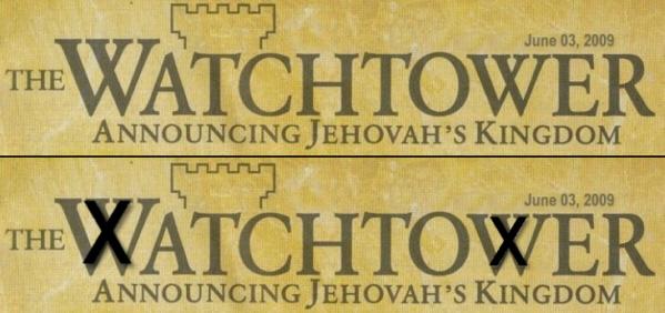 New Watchtower Logo Xx Templelijah